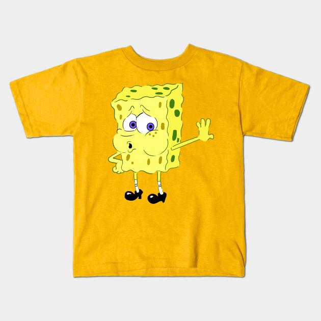 spongebob t shirt for toddlers