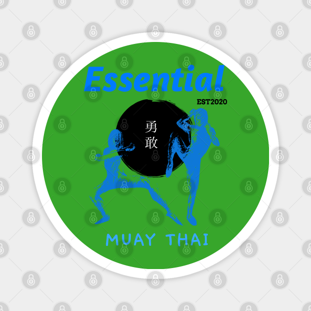 Fighter Essential Muay Thai