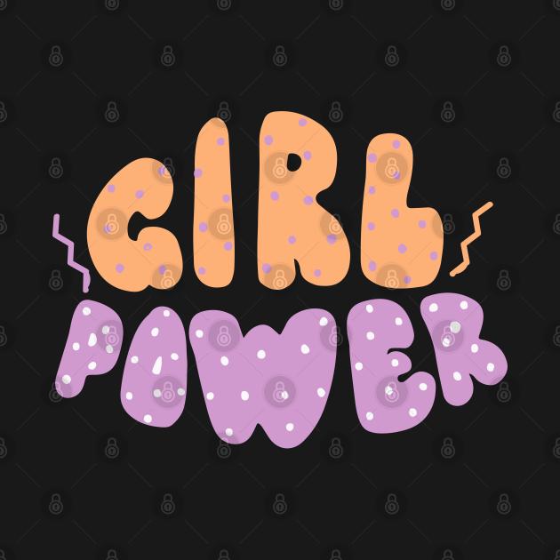 Girl Power Womens Day 2020 Gift