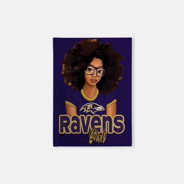 Ravens girl