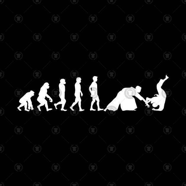 Japanese Martial Arts Karate Fighters Martial-Artist Kicking Aikido Evolution Gift