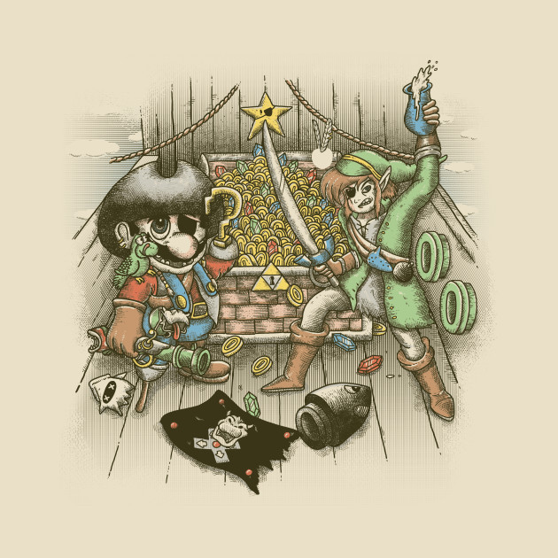 8-bit Pirates