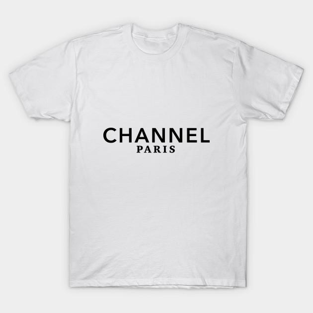 28d581187 Paris Channeling Coco - Coco Paris - T-Shirt | TeePublic