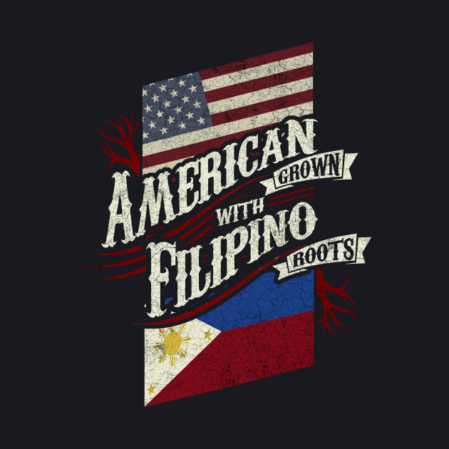 American with Filipino Roots