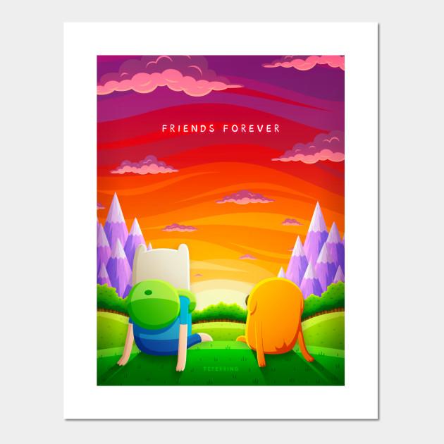 Adventure Time Adventuretime Posters And Art Prints Teepublic