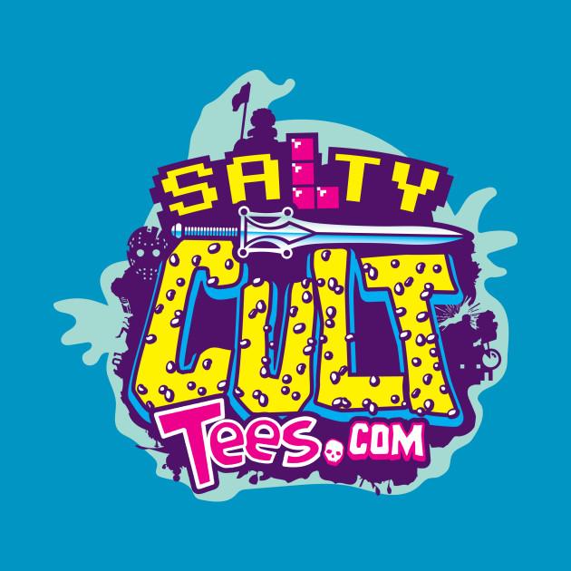 Official Salty Cult T-Shirt