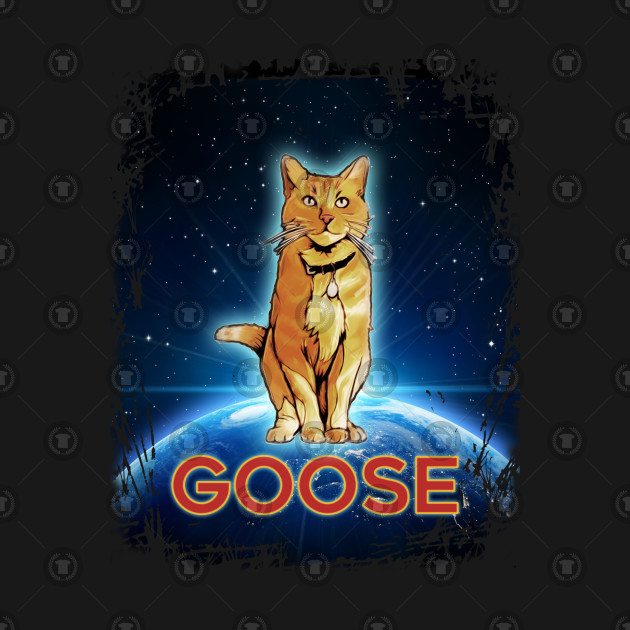 Mighty Goose of Captain Marvel
