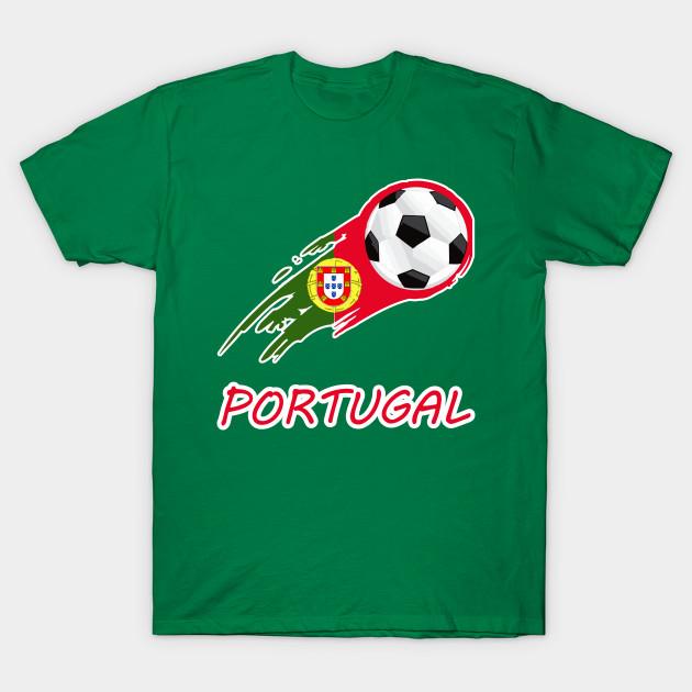561c336b7 Portugal Soccer Shirt Football Team Jersey Fan Gift - Portugal ...
