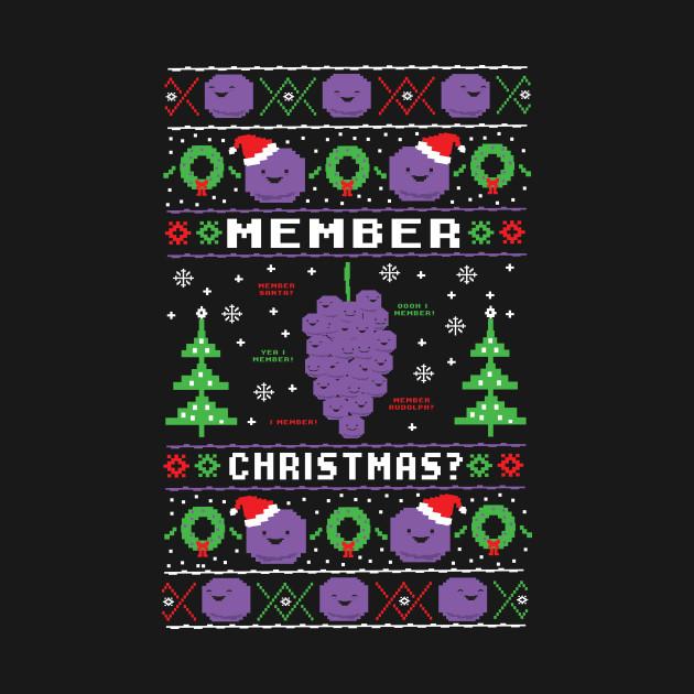 Member Christmas? Sweater