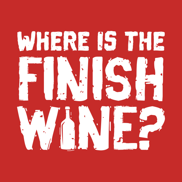 Where Is The Finish Wine