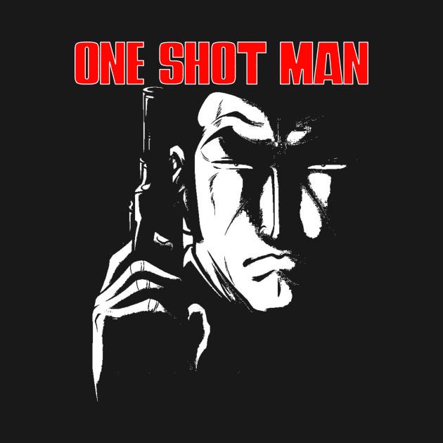 Golgo 13 - One Shot Man - Golgo 13 - T-Shirt