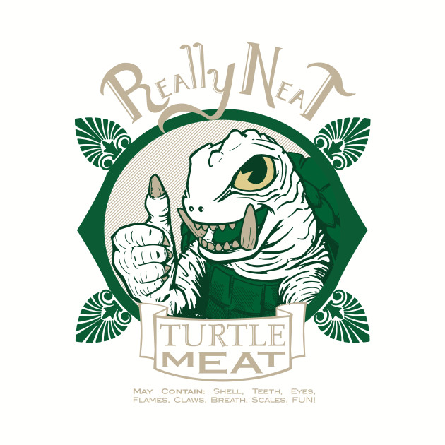 Really Neat Turtle Meat