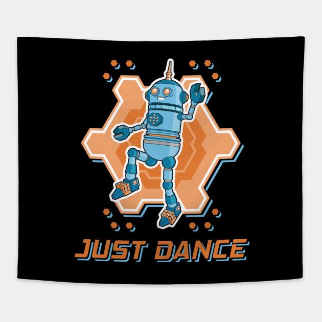 Just dance like a robot