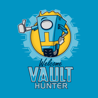 Welcome Vault Hunter