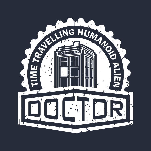 Crest Series Doctor T-Shirt