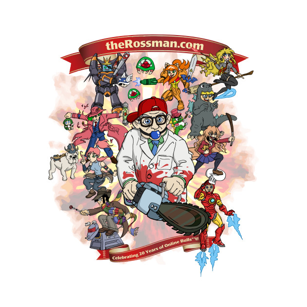 theRossman.com - 20th Anniversary