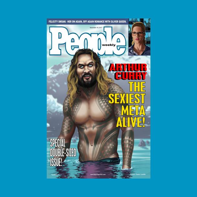 Sexy Aquaman