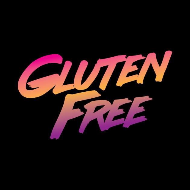 80s Neon Gluten Free Shirt