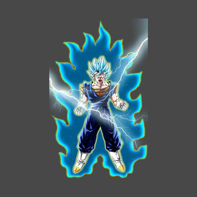 Super Saiyan God Vegito