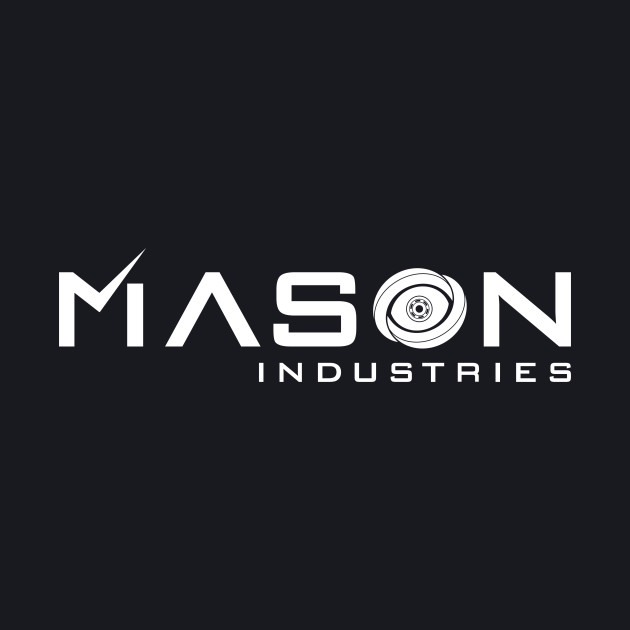 Timeless - Mason Industries Re-Imagined Logo