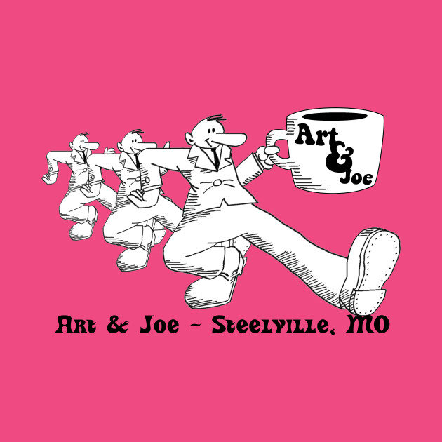 Art & Joe 70's Logo