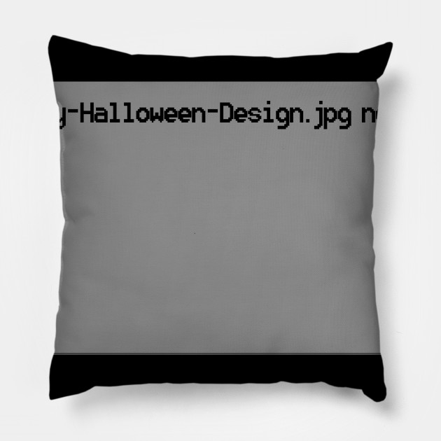 Funny Halloween Design Not Found