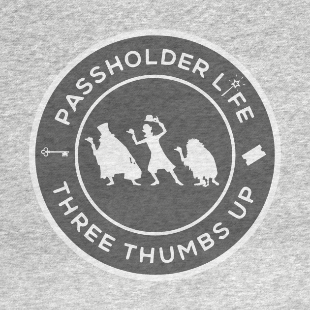 Passholder Life - Three Thumbs Up