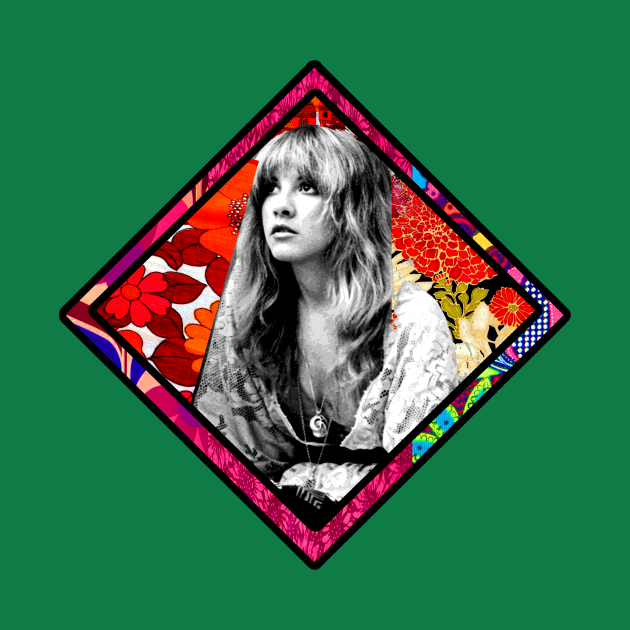 Stevie Nicks Flower Child