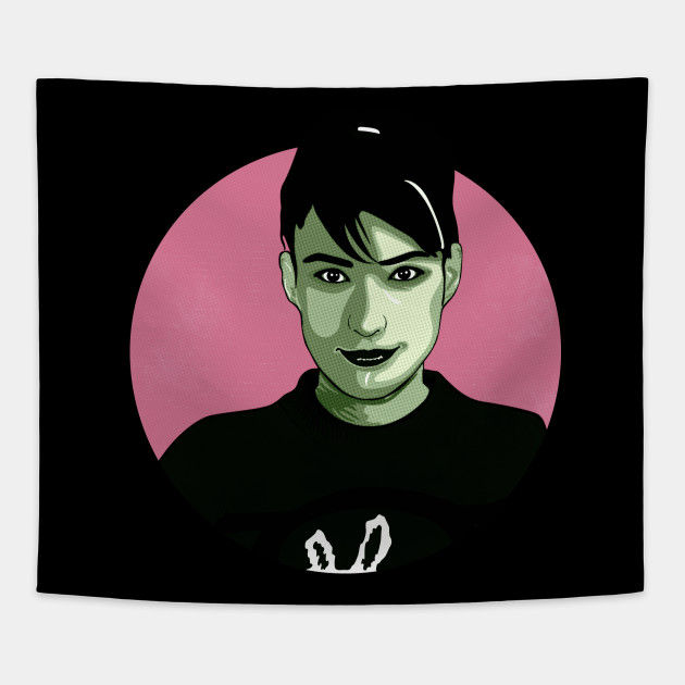 Women of Punk - Kathleen Hanna (Pink)