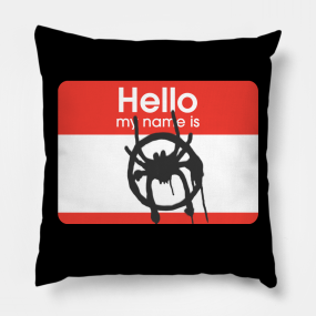 cf471d05370 Hello my name is Miles Morales Pillow