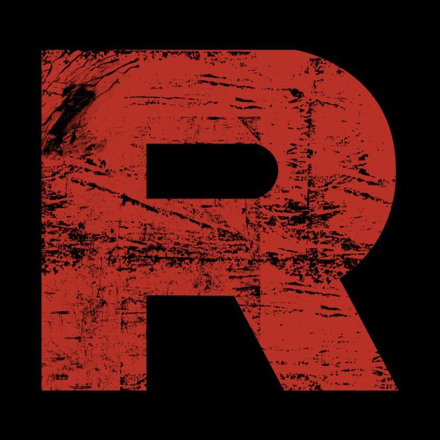 Team Rocket Grunge