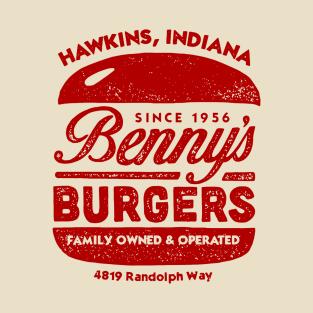 Benny's Burgers - Hawkins, Indiana