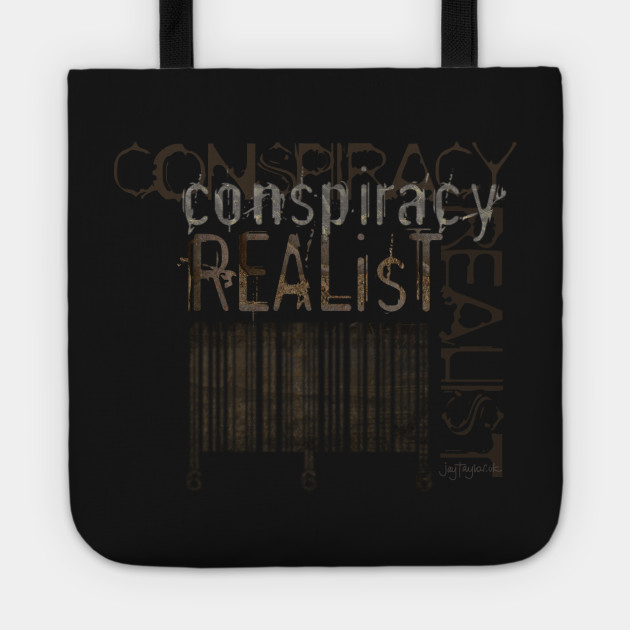 Conspiracy Realist (Barcode)