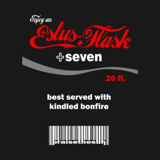 Enjoy an Estus Flask ! t-shirts