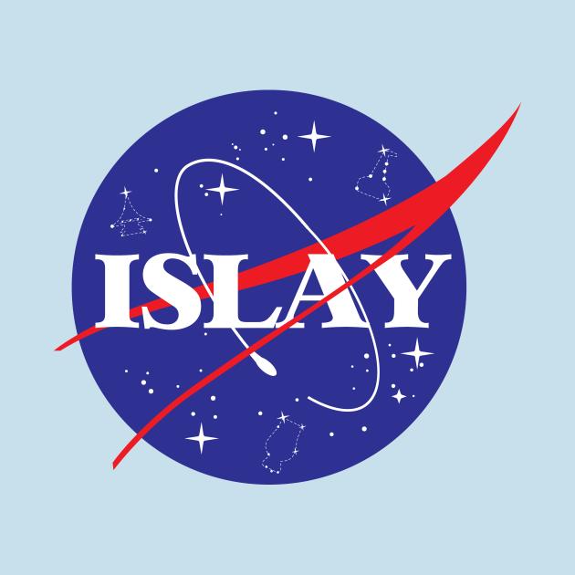 NASA whisky parody: Islay