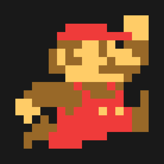 Mario 8-bits