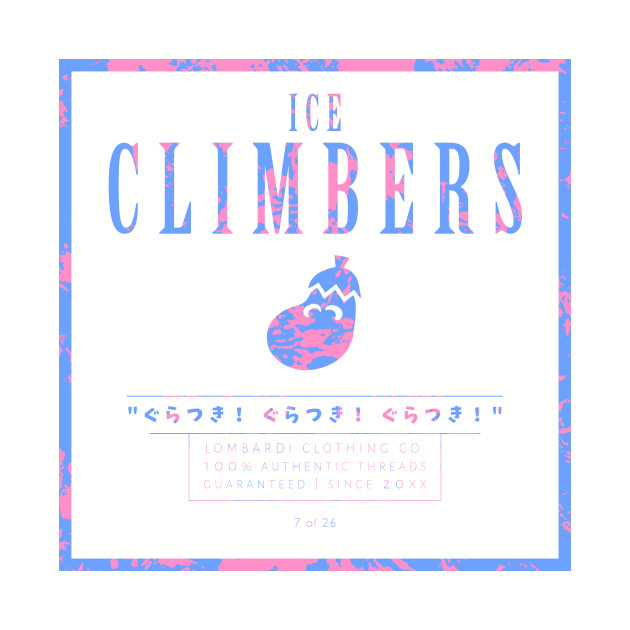 Boxed CLQ - Ice Climbers