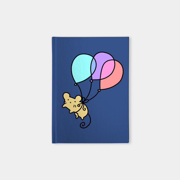 Pastel Balloon Mouse