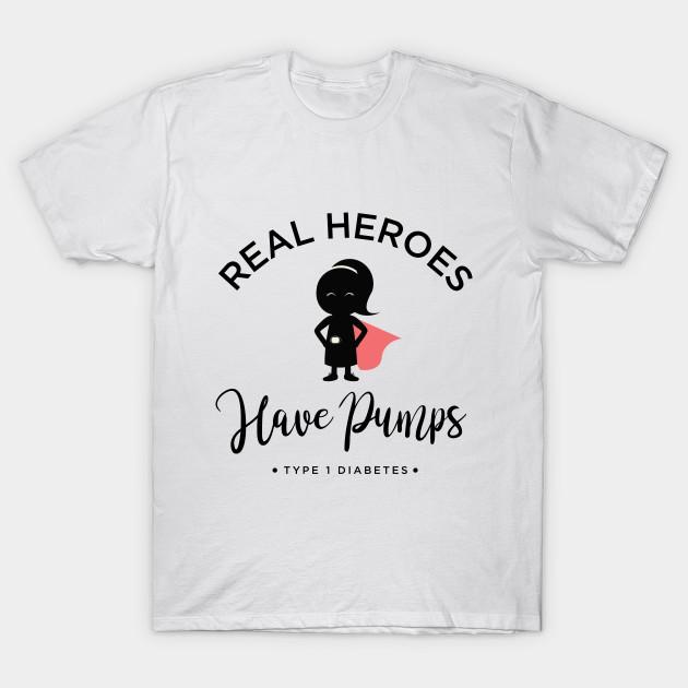 Hero Girl with Omnipod