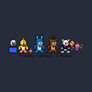 8-bit Freddy Fazbear's Pizza (FNAF2)