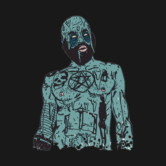 Death Grips - Undead Ride