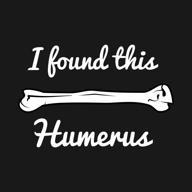 Funny Anatomy Pun T-Shirt