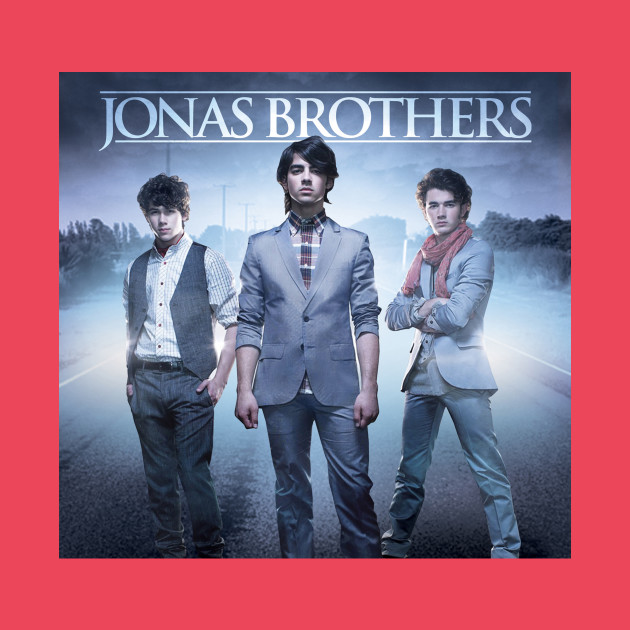 0eeed12a1 Jonas Brothers - Jonas Brothers - Hoodie | TeePublic