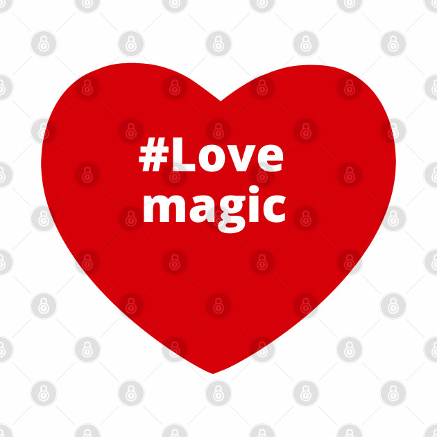 Love Magic - Hashtag Heart