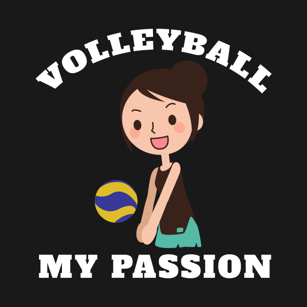 Volleyball My Passion