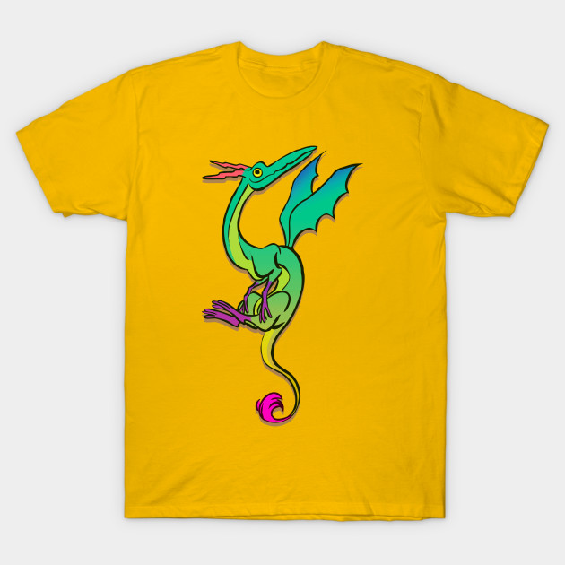 Dragon #1 T-Shirt-TOZ
