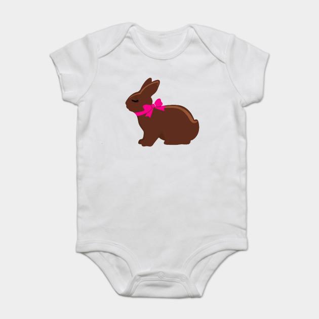 Cute Easter Bunny T Shirt Gift For Teen Tween Little Girl