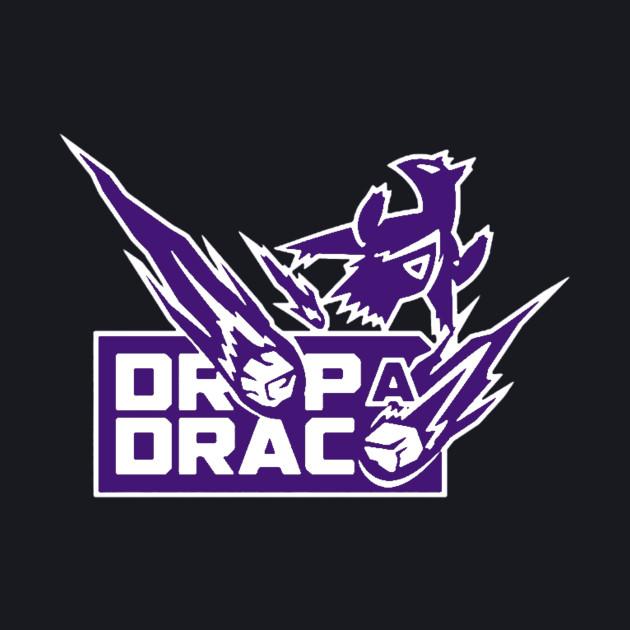 Drop a Draco t-shirt