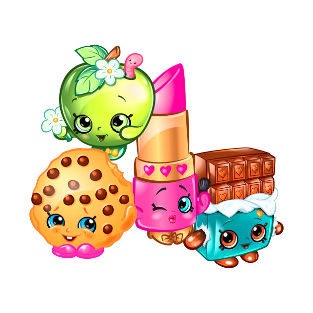 Shopkins apple blossom. Cheeky chocolate kooky cookie
