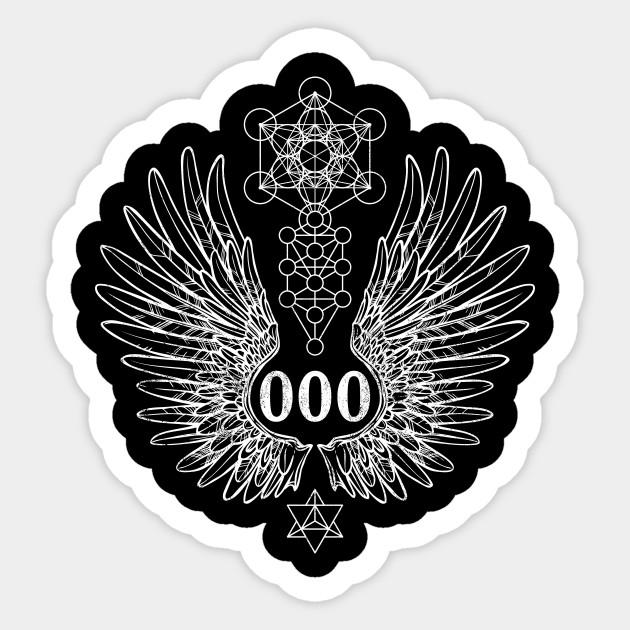 Angel Number 000 Sacred Geometry